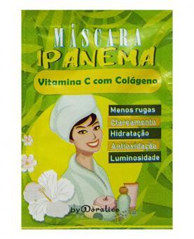 Doralice Máscara Facial Ipanema Vitamina C com Colágeno 10g - 26362