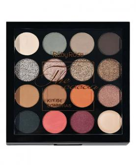 Ruby Rose Kit de Sombras The Cocoa - HB1021
