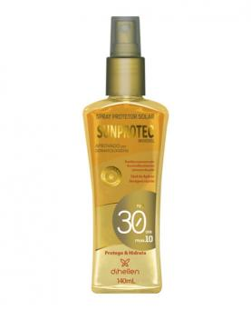 Di Hellen Spray Protetor Solar FPS 30 Invisível 130ml - D2422