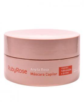 Ruby Rose Argila Rosa Linha Capilar Máscara Capilar 200g - HB802