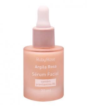 Ruby Rose Argila Rosa Linha Facial Sérum 30ml - HB319