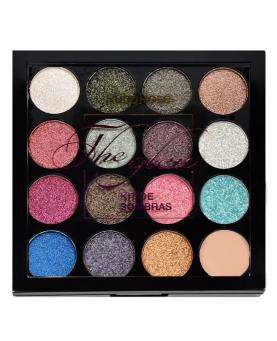 Ruby Rose Kit de Sombras The Glow - HB1016