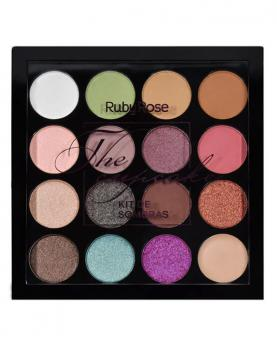 Ruby Rose Kit de Sombras The Cupcake - HB1020