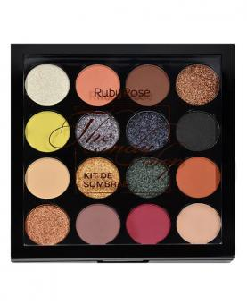Ruby Rose Kit de Sombras The Candy Shop - HB1017