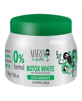 Maria Escandalosa Botox White 0% Formol 250g - 39674