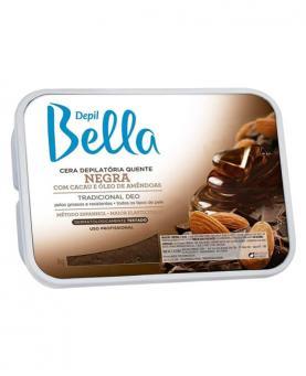 Depil Bella Cera Depilatória Quente Negra 250g - PA1237