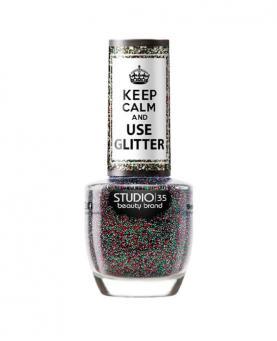 Studio35 Glitter 2 #FASCINACAOGLITTER 9ml - 90009