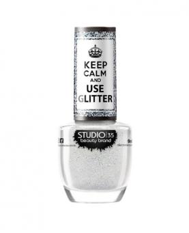 Studio35 Glitter 2 #CRISTAISDEGELO 9ml - 90011