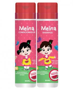 Eco Toys Kit Melina Hipoalergênico Shampoo 300ml + Condicionador 300ml - 45534
