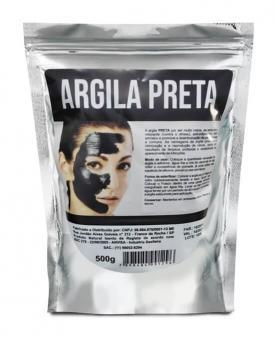 Stillo Argila Preta 500g - 91296