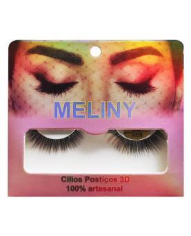 Meliny Cílios Postiços 3D Artesanal - 52756