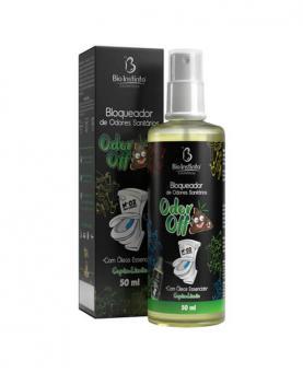 Bio Instinto Bloqueador de Odores Odor Off Capim Limão - 87731