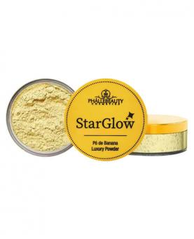 Phállebeauty Pó de Banana Luxo StarGlow 10g - PH003