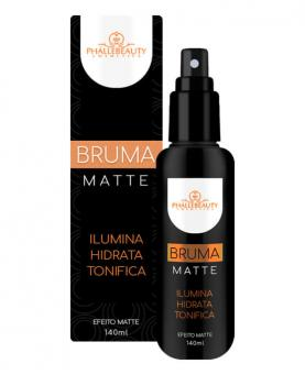Phállebeauty Bruma Efeito Matte 140ml - PH025