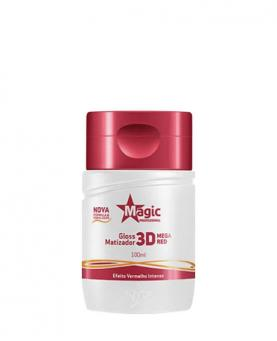 Magic Color Matizador Mega Red 100ml - 43415