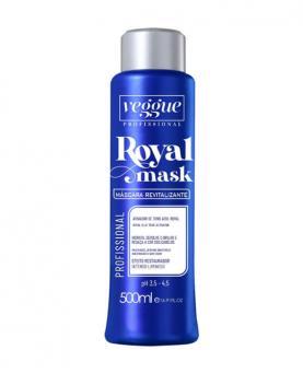 Veggue Máscara Capilar Azul Royal 500ml - 52103