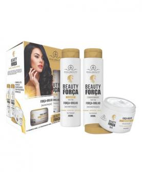 Phállebeauty Kit Beauty Força com 03 unidades - PH0108