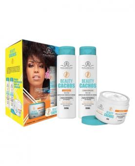 Phállebeauty Kit Beauty Cachos com 03 unidades - PH0104