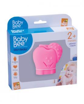 Baby Bee Mordedor Frutinhas Cores e Modelos Sortidos - B0327
