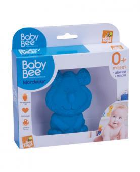 Baby Bee Mordedor Bichinhos Cores e Modelos Sortidos - B0328