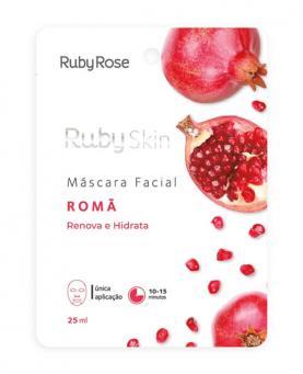 Ruby Rose Máscara Facial Romã 25ml - HB700