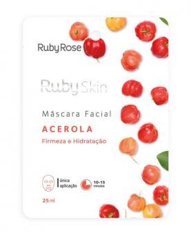 Ruby Rose Máscara Facial Acerola 25ml - HB701