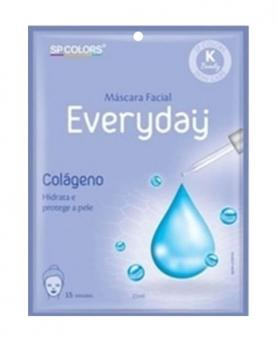 Sp Colors Máscara Facial Colágeno 21ml - EV003