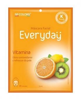 Sp Colors Máscara Facial Vitamina 21ml - EV004