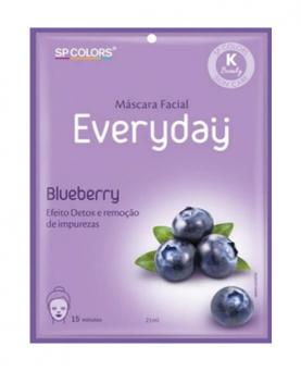 Sp Colors Máscara Facial Blueberry 21ml - EV005