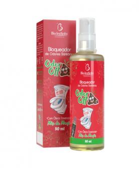 Bio Instinto Bloqueador de Odores Odor Off Mix de Maçãs 50ml - 78801