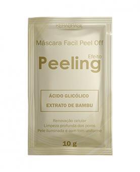 Kera Brasil Máscara Facial Efeito Peeling Sachê 10g - C00786