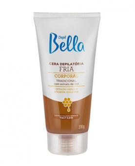 Depil Bella Cera Fria Bisnaga 200g - 0944