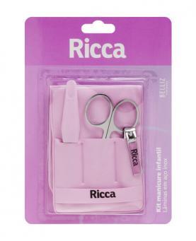 Ricca Kit Manicure Infantil - 0742-RS