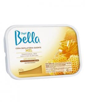 Depil Bella Cera Quente Mel 250g - 0760