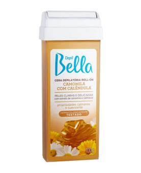 Depil Bella Cera Roll-on Mel 100g - 0203