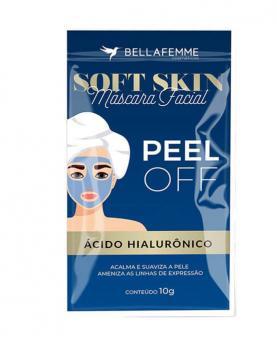 Bella Femme Máscara Facial Peel Off Ácido Hialurônico 10g - BF80014