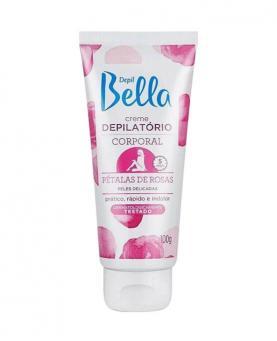 Depil Bella Creme Depilatório Corporal Pétalas de Rosa 100g - 2850