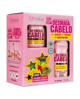 Forever Liss Kit Desmaia Cabelo Shampoo 300ml + Máscsara 200g - 60047