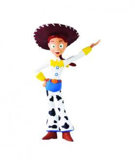 Latoy Mordedor Turma Toy Story - 11005-JESSIE