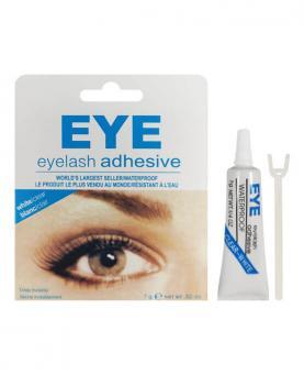 Meliny Cola para Cílios Postiços Eye Branca À Prova D'Água 7g - 84298
