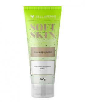 Bella Femme Gel Antioleosidade com Extrato de Chá Verde 100ml - BF80042