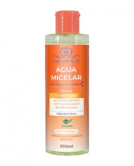 Phállebeauty Água Micelar Vitamina C 200ml - PH0503