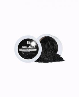 Natuflores Pó Dental com Carvão Ativado 15g - 17285