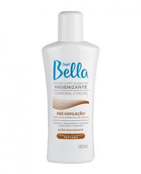 Depil Bella Loção Higienizante com Eugenol Pré Depilatório 140ml - 8311