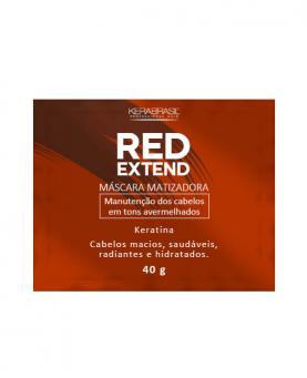 Kera Brasil Máscara Matizadora Red Extend 40g - 46241
