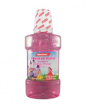 Dentrat Enxaguante Bucal Infantil Princess 250ml - 43554