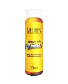 Melthen Ampola Capilar Vitamina E 10ml - 4298