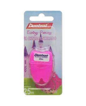Dentrat Fio Dental 25m Princess - 43431