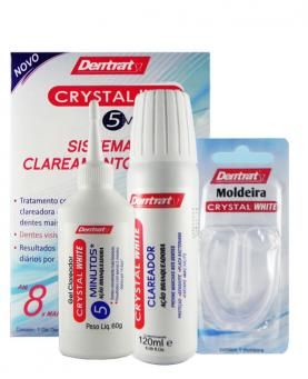Dentrat Kit Sistema Clareador Dental - 40250