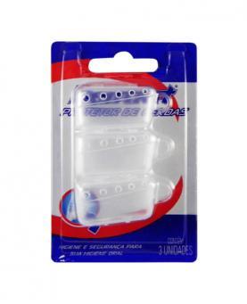 Dentrat Protetor de Cerdas com 3 unidades - 43356